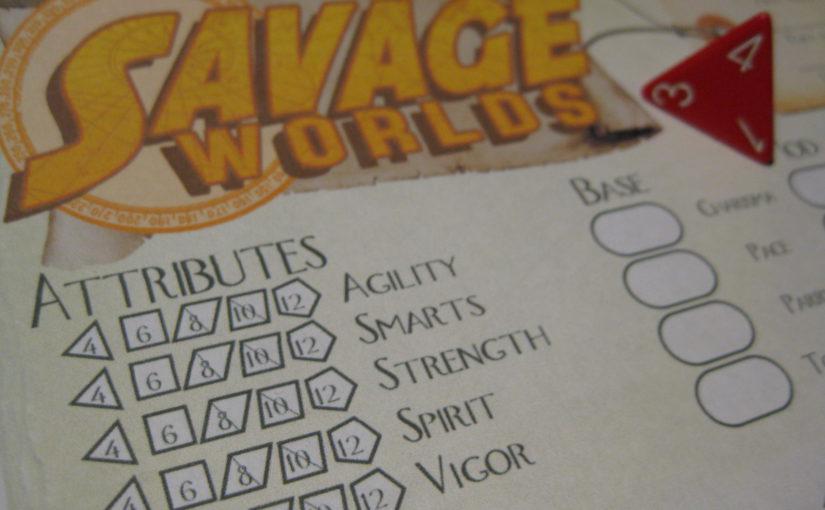 Savage Worlds – durchaus wild, aber auch gut?